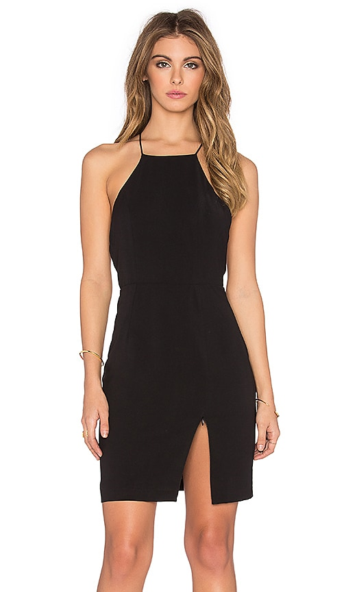 NBD Killin It Dress in Black
