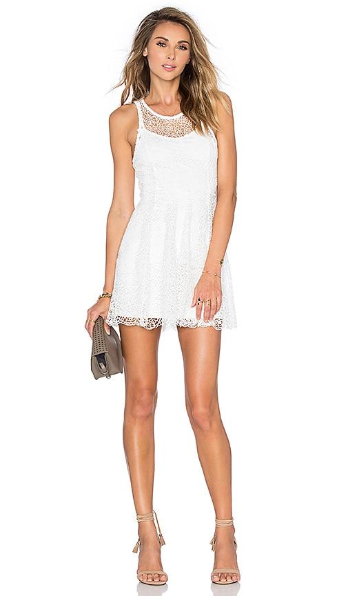 NBD x REVOLVE Solitude Bliss Dress in White