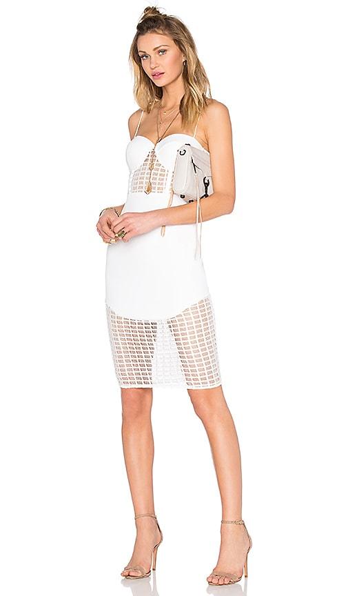 NBD x REVOLVE 4AM Dress in White