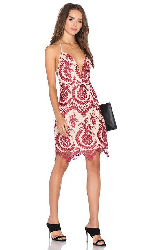 x REVOLVE Trios Bodycon Dress