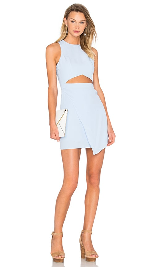 X Naven Twins Reality Bodycon Dress