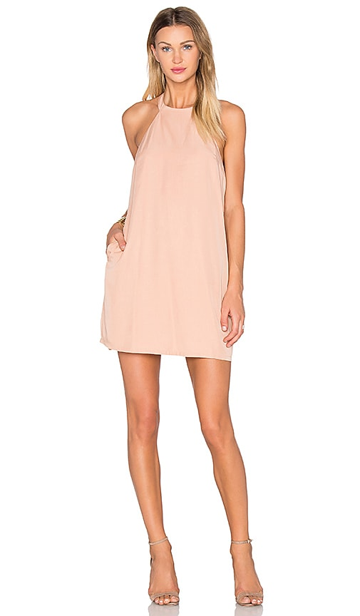 NBD x REVOLVE Don't Turn Back Dress in Beige