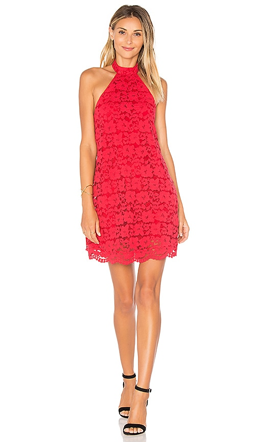NBD x REVOLVE Baby Girl Dress in Red