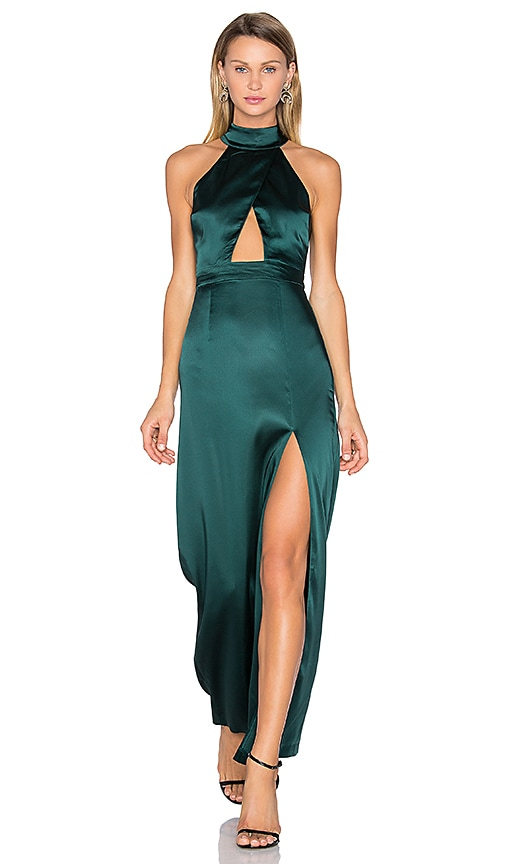 NBD x REVOLVE Zendaya Dress in Green
