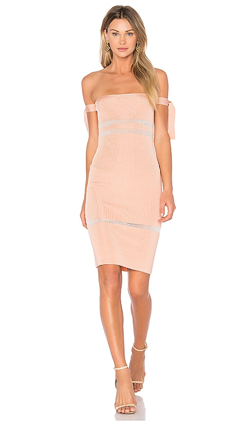 NBD x REVOLVE Alyssa Dress in Blush