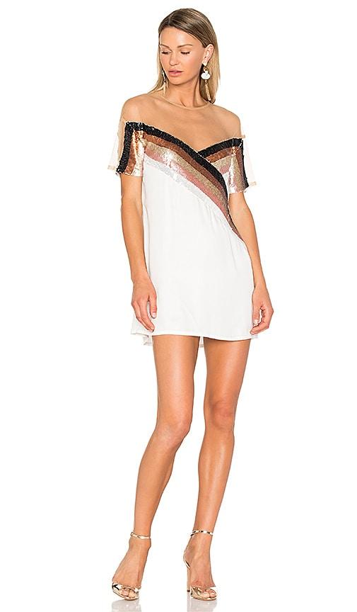 NBD x REVOLVE Mireya Dress in White