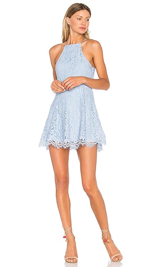 NBD Bria Dress in Blue