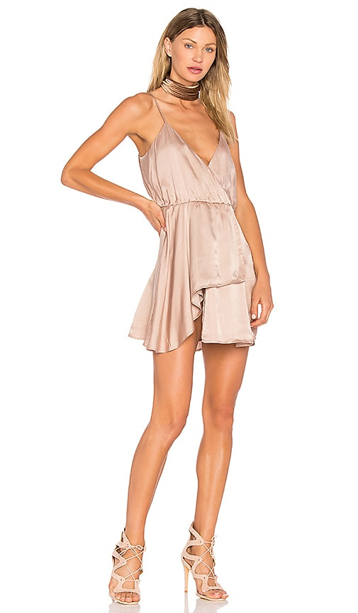 NBD x REVOLVE Indigo Dress in Taupe