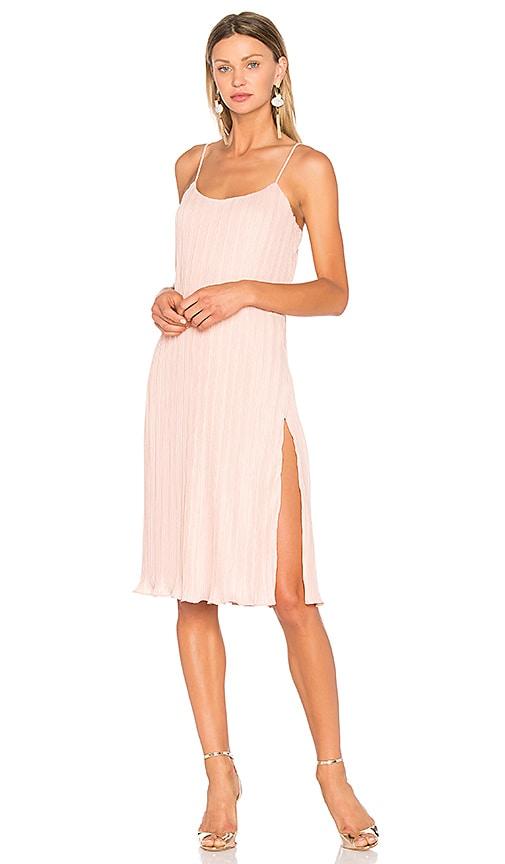 NBD Wynonna Dress in Blush