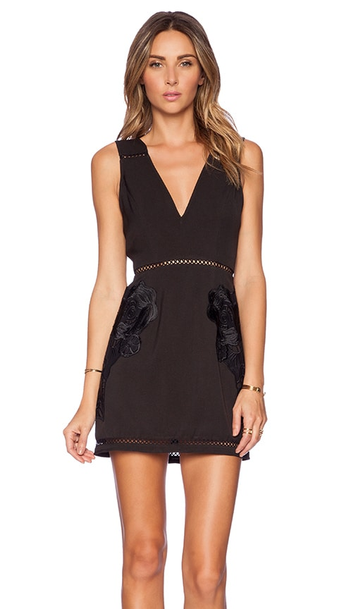 NBD Sultry Dress in Black