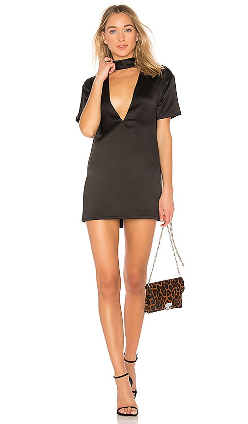NBD x REVOLVE Brit Dress in Black