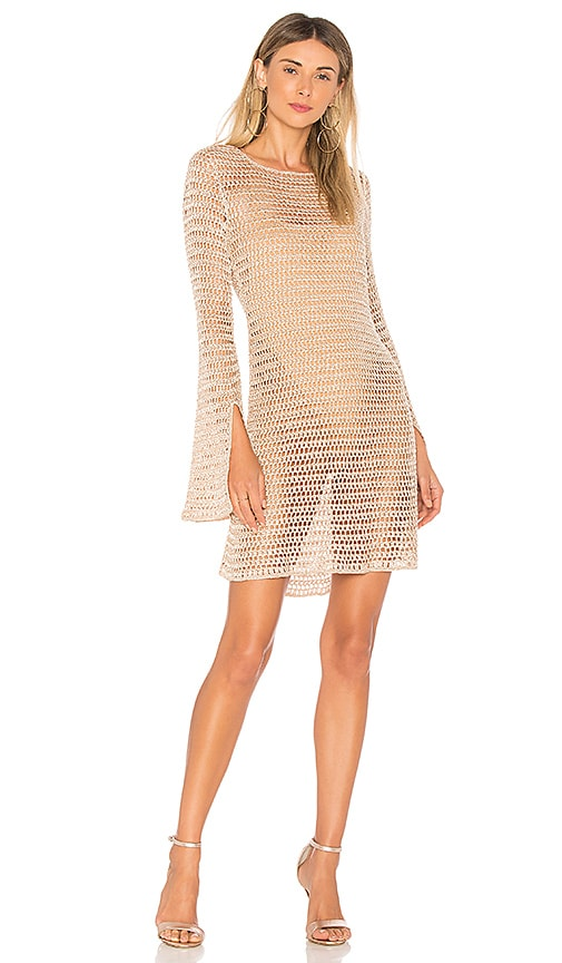 NBD Lucy Dress in Nude