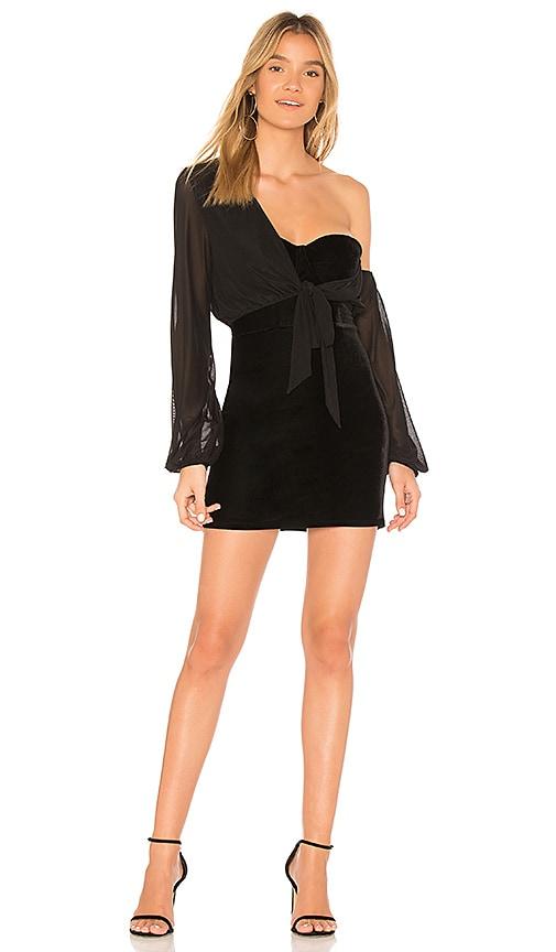Sandy Dress in Black. - size M (also in L,S,XS) NBD
