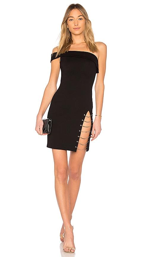 NBD Sweet November Dress in Black