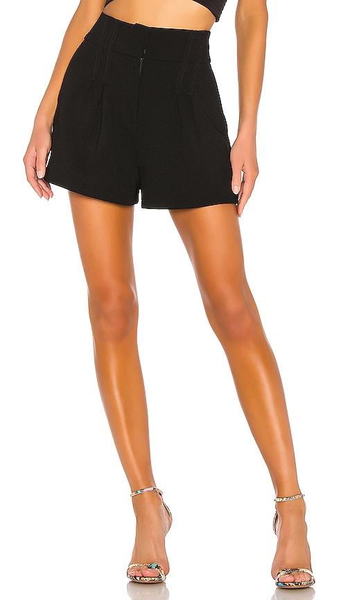 Evie High Waist Shorts