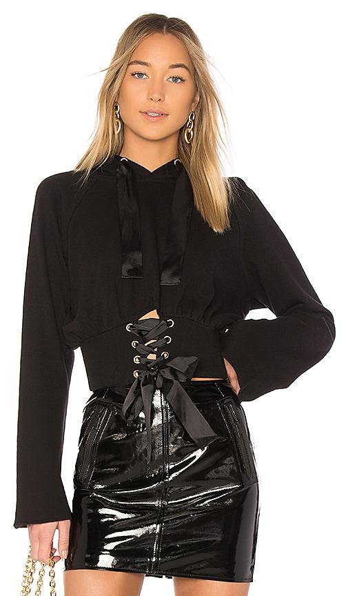 NBD Jordin Hoodie in Black