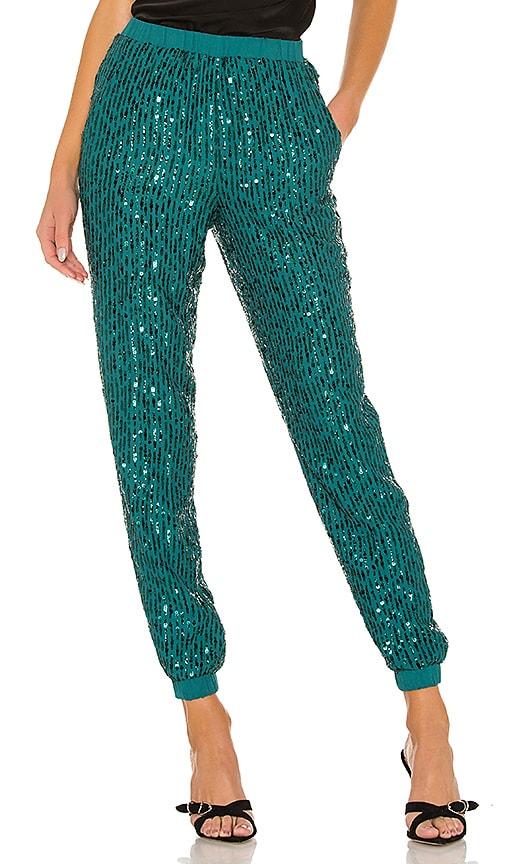 NBD Ryder Pants in Emerald   REVOLVE