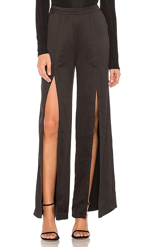 NBD Drew Pants in Black