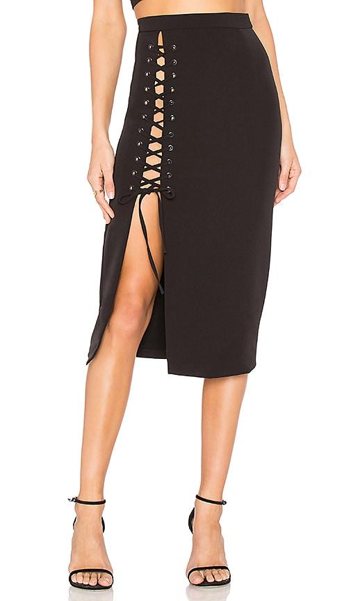NBD Monica Skirt in Black
