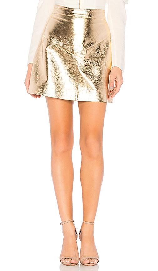 Maanasa Leather Skirt