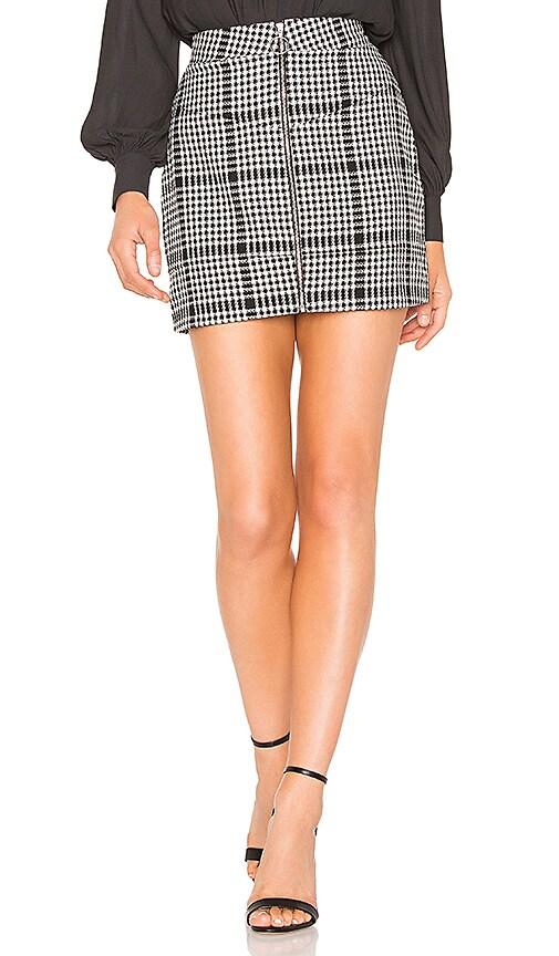 x Naven Moto Skirt