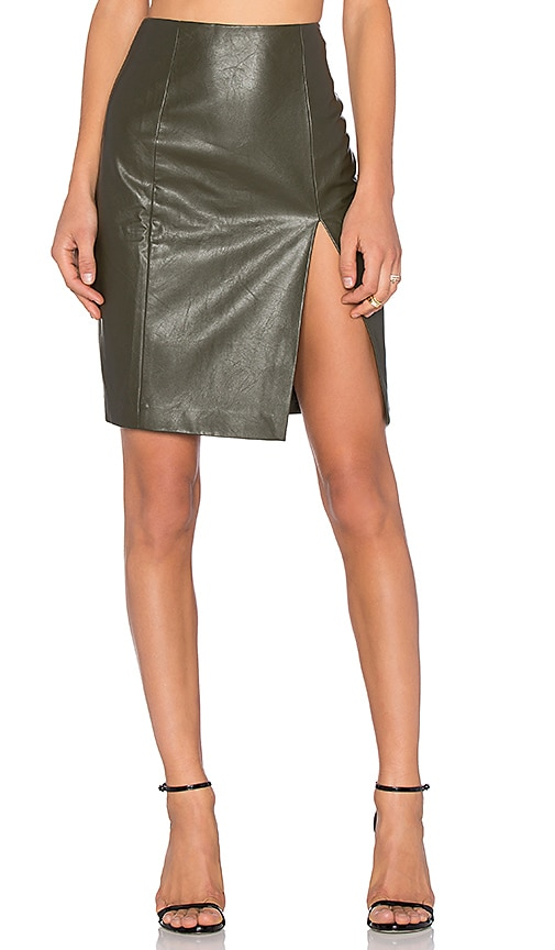 NBD Cassie Skirt in Green