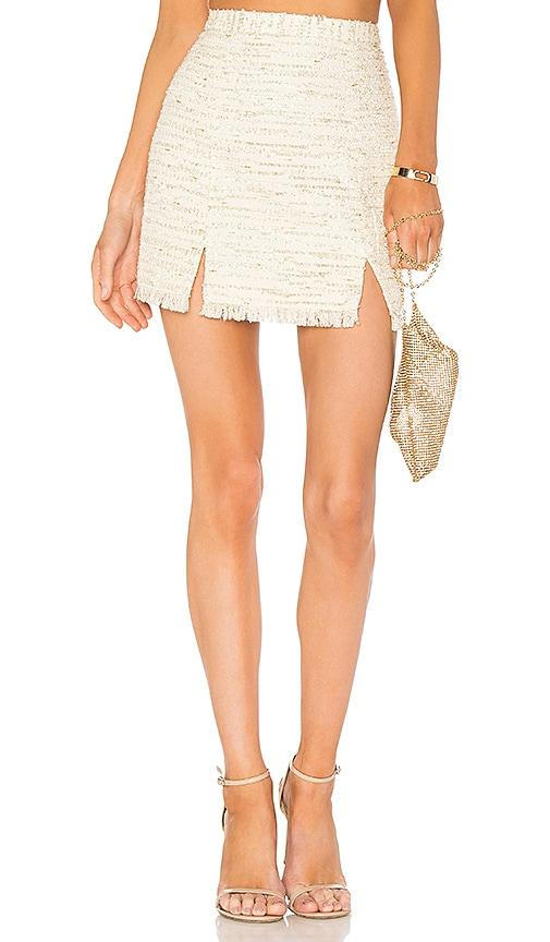 NBD x REVOLVE Blair Skirt in White