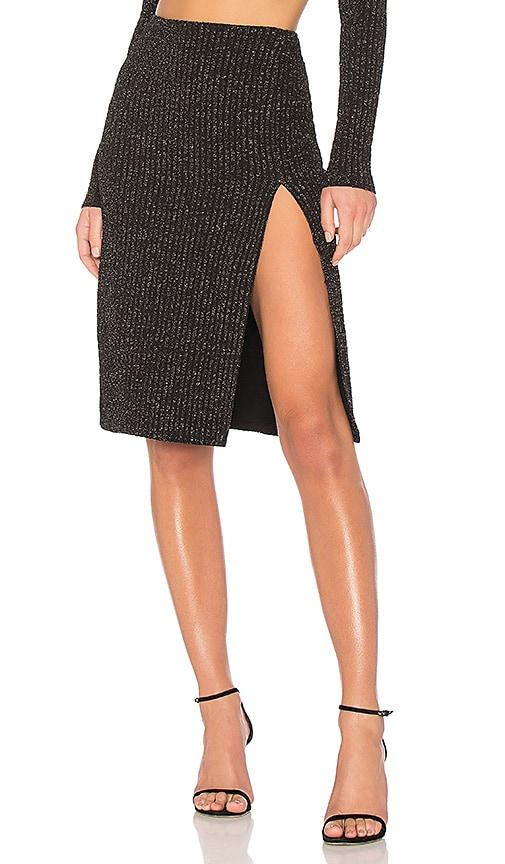 NBD Kendra Skirt in Black