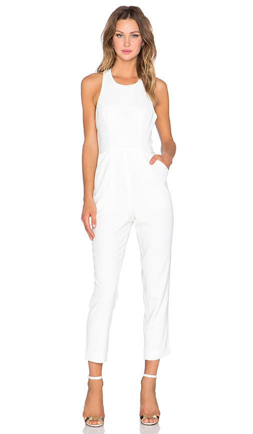 x Naven Twins Take A Bow Jumpsuit