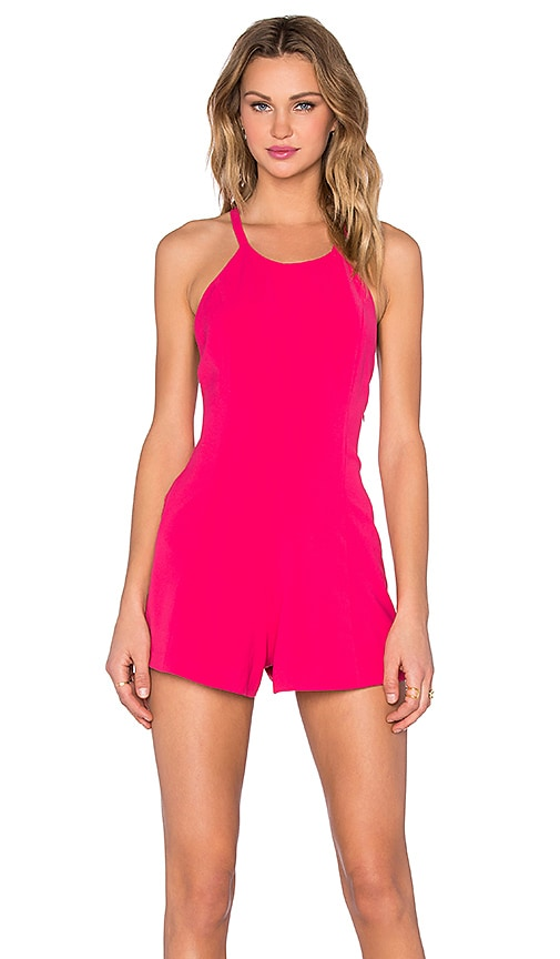 Love Me Not Romper