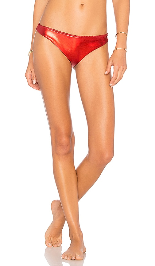 NBD Maja Bottom in Red