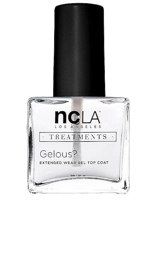 NCLA Gelous Top Coat in All