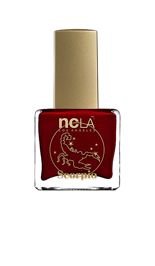 What's Your Sign? Scorpio Lacquer