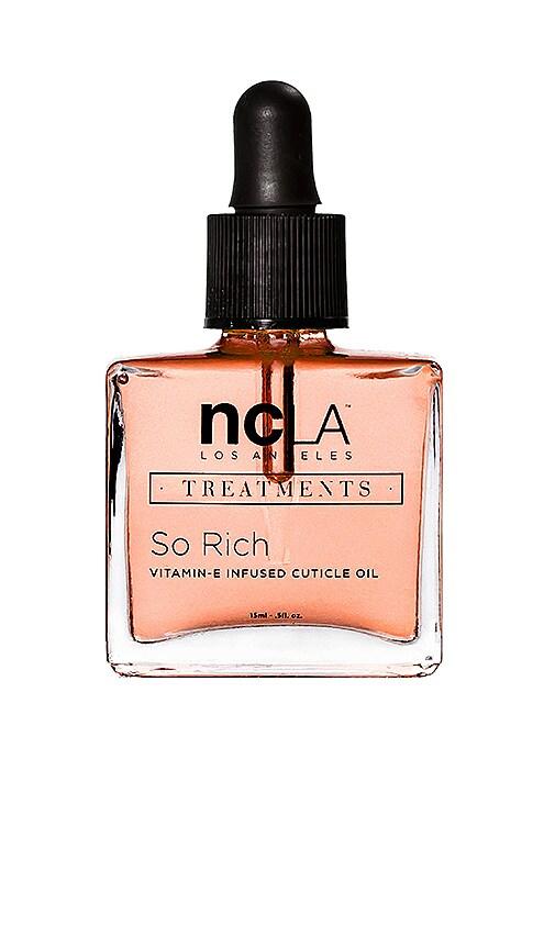 So Rich Cuticle Oil