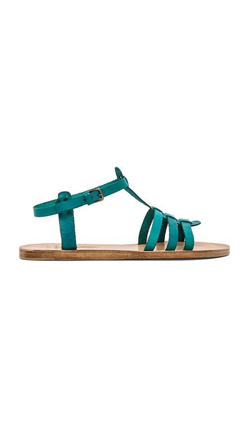 . Josephine Leather Sandal
