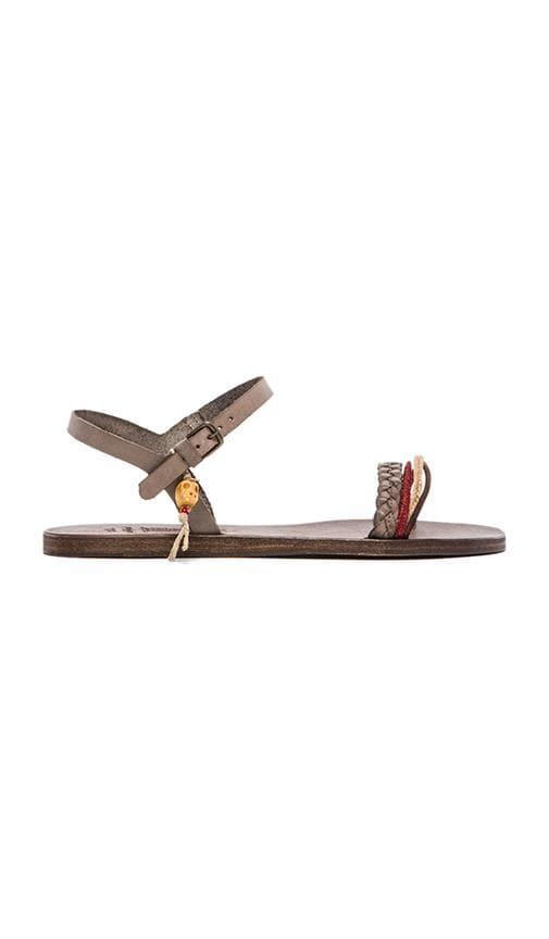 . Jelena Leather Sandal