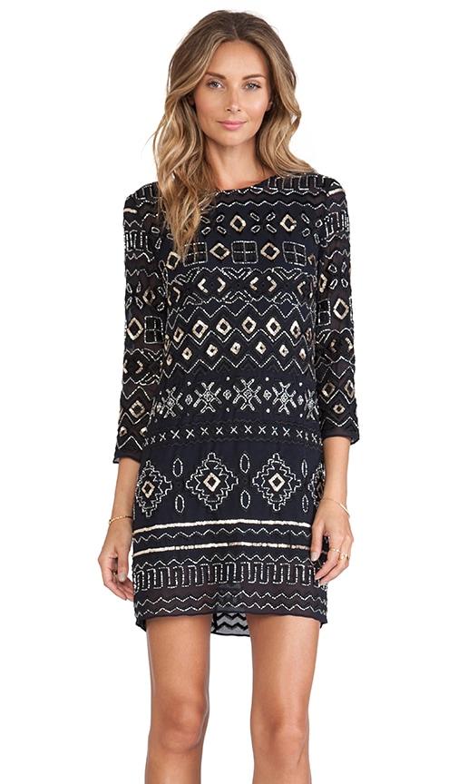 Lace Stitch Dress