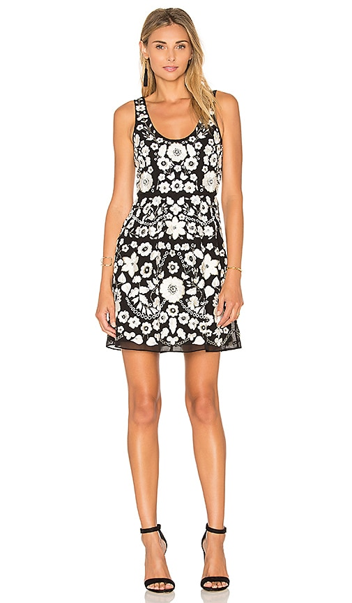 Needle & Thread Blossom Embroidery Prom Dress in Black | REVOLVE
