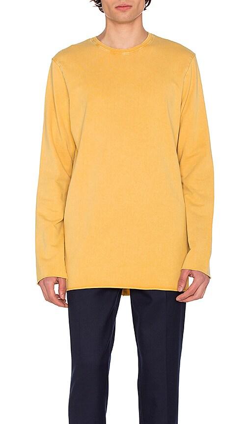 NEUW Enkel Sweatshirt in Yellow