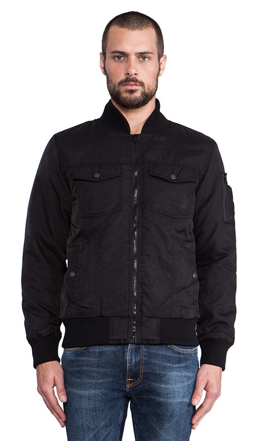 Rocker Bomber Jacket