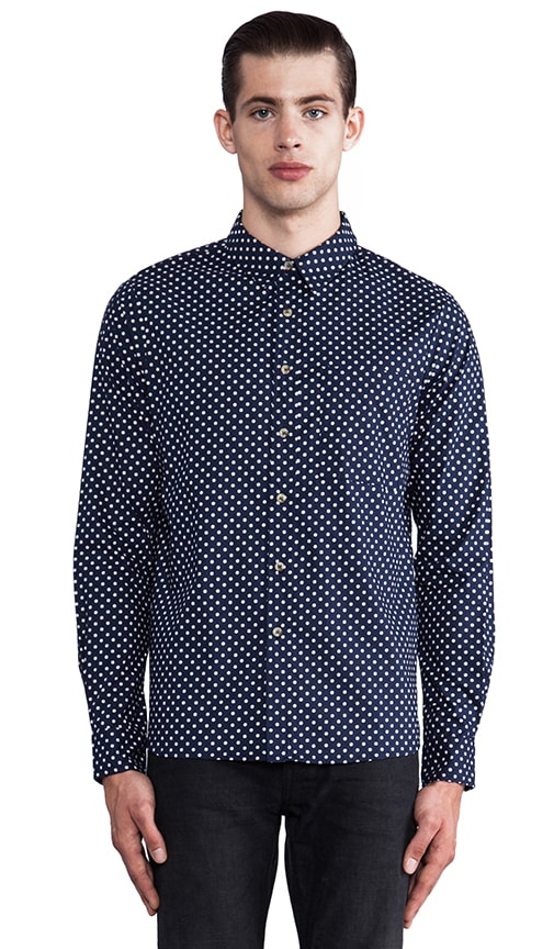 Dot Pattern Shirt