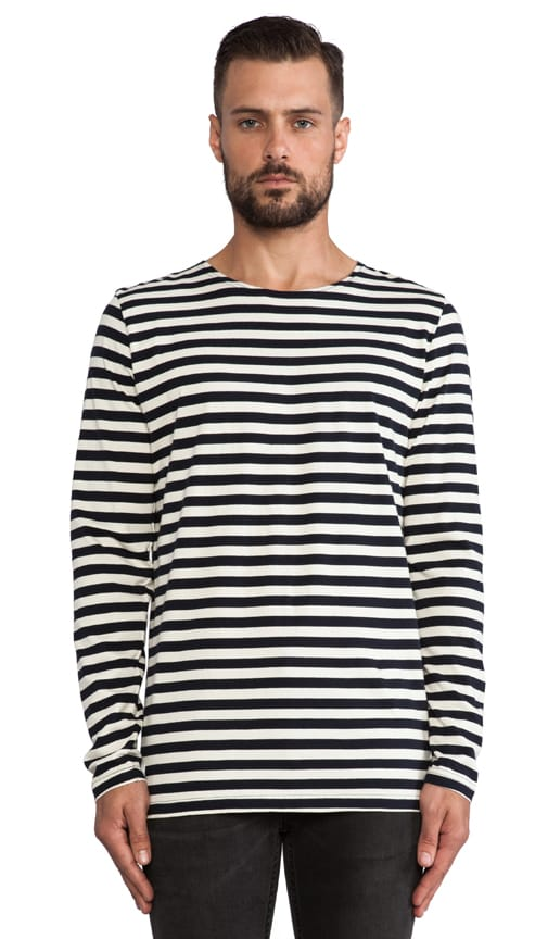 Rebel Stripe Tee