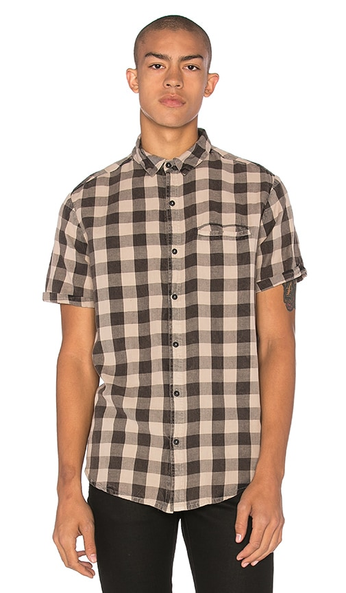 NEUW Minimalist Shirt in Beige
