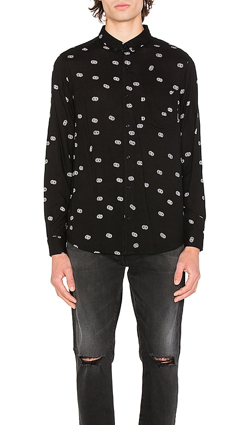 NEUW Bob Shirt in Black & White