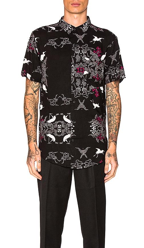 NEUW Hunter Shirt in Black