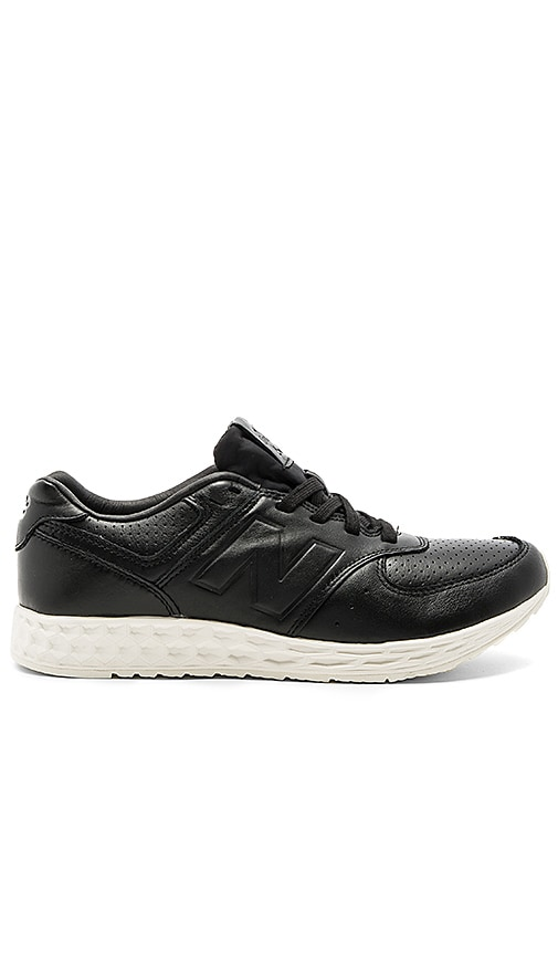 online store 14c09 3ea34 New Balance MFL574 in Black & White | REVOLVE