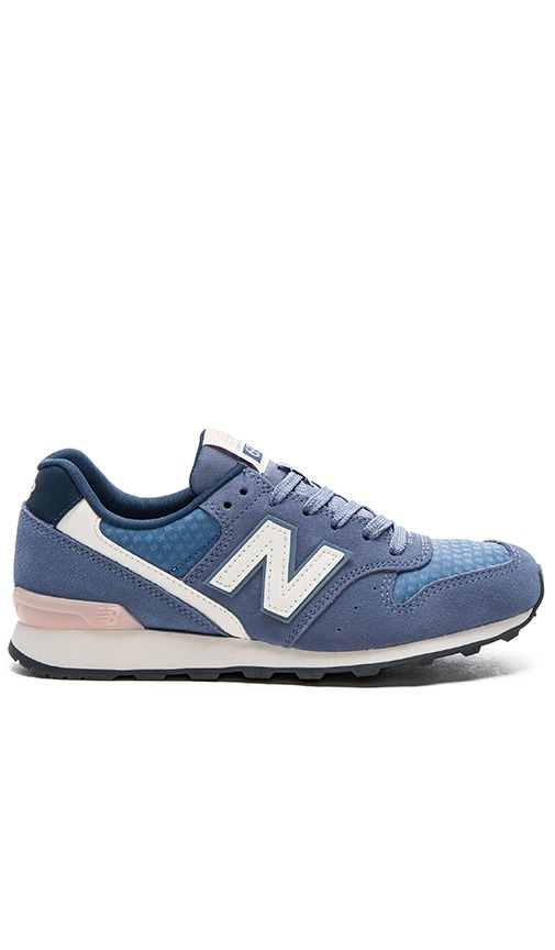 New Balance 696 Summer Utility Sneaker in Blue