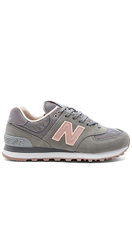 New Balance Nouveau Lace Sneaker in Gray