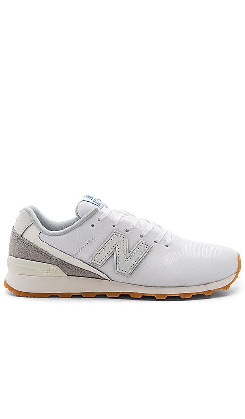 New Balance Re-Engineered Sneaker in White
