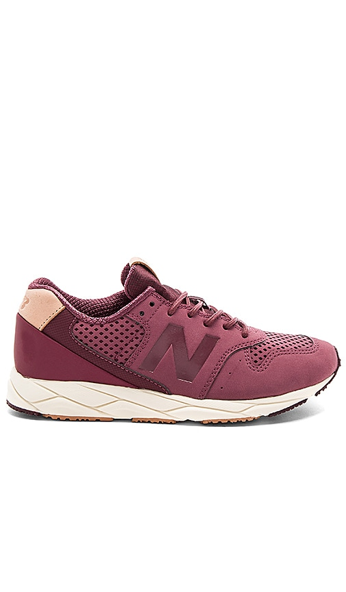 New Balance Mash Up Sneaker in Purple